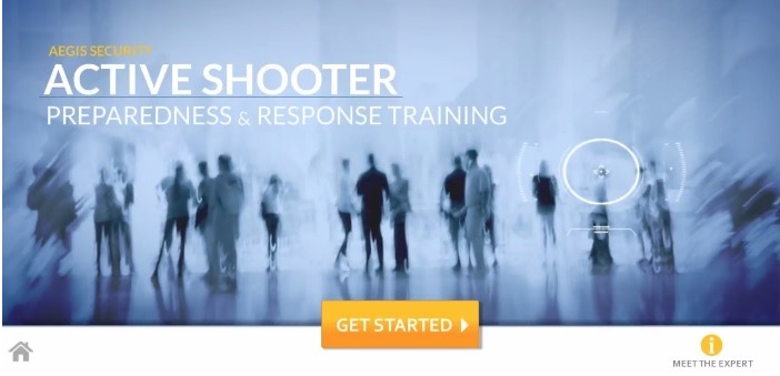 Online Active Shooter Training Aegis Security