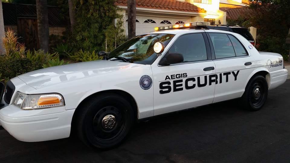decoy security cars the new decoy police car aegis security