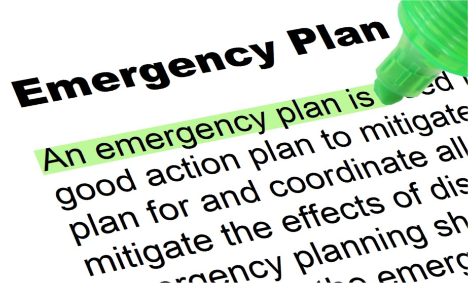 all hazards emergency plans are necessary for    you guessed it  emergencies